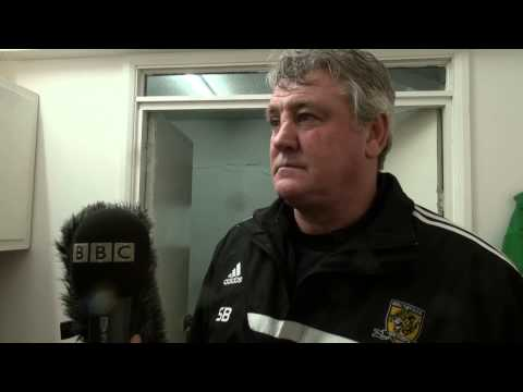 Southend United v Hull City | Post Match Reaction with Steve Bruce