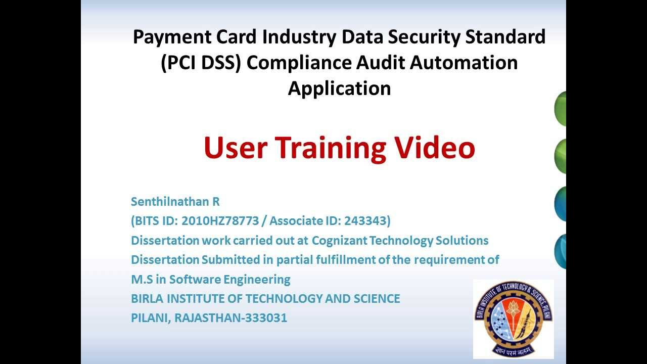 Pci dss training youtube pci dss training 1betcityfo Gallery