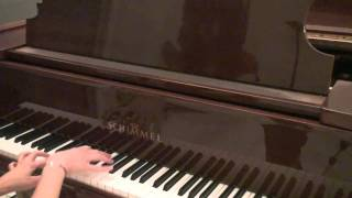 Unchained Melody- Righteous Brothers/U2(Piano Cover)