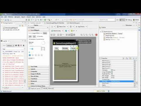 Android Tutorial 9: Integrating Web Services Into Your Android App ...