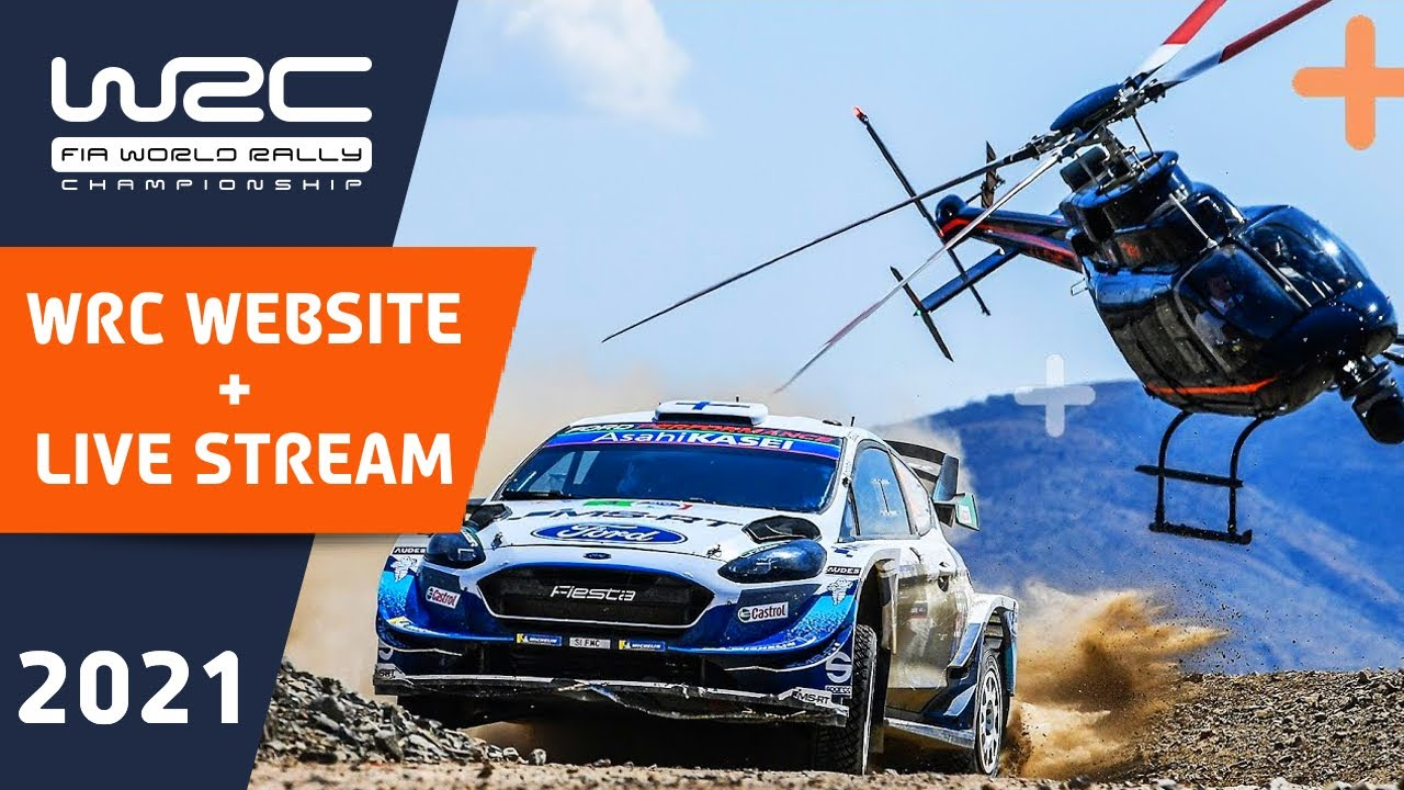 The home of rallying! Official channels of the FIA World Rally Championship
