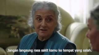 Cinta Elif Kara Para Aşk 25 Bölüm subtitle Indonesia