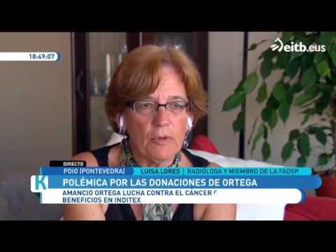 Luisa Lores, radióloga