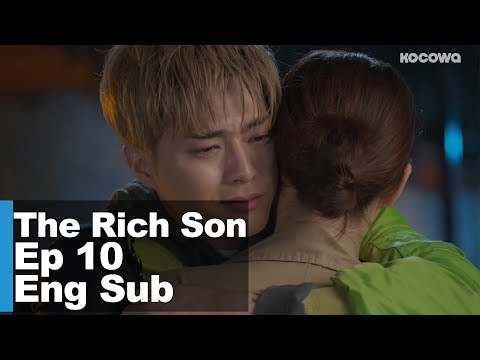 """Kim Joo Hyun """"Thank you for getting poured by beer for me"""" [The Rich Son Ep 10]"""