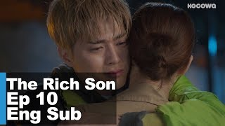 Kim Joo Hyun \Thank you for getting poured by beer for me\ The Rich Son Ep 10