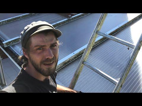 Raus aus der Komfortzone: Ein neues Dach für den Wintergarten! 😎