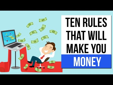 10 Money Rules That Will Make You Rich - How To Become Rich