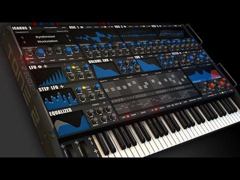 Tone2 Icarus2 synthesizer