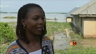 Massive Flood hits Nigeria
