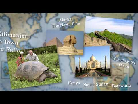 Geoffrey Kent discusses his new book SAFARI