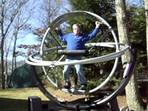 HUMAN GYROSCOPE: DEMO
