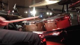 """Victory Belongs To Jesus""- Todd Dulaney Drum Cover- Reggie Robinson"