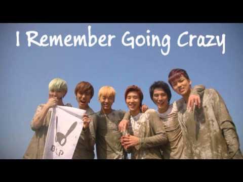 B.A.P - I Remember Going Crazy (Remix) [MP3]