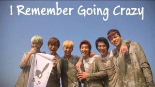 B.A.P - I Remember Going Crazy (Remix) [MP3]