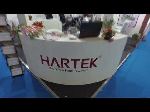 HARTEK  |  Asia's largest Renewable Energy expo - REI EXPO 2017