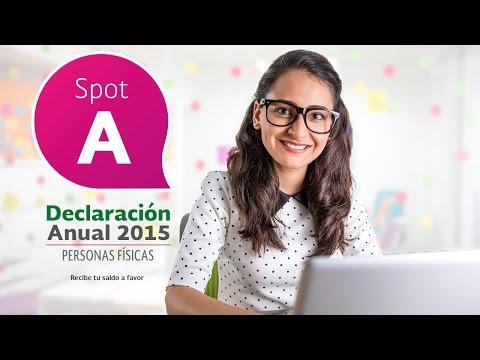Spot A: Declaración Anual
