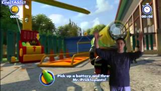 Disney Kinect Rush for Xbox Review Gameplay
