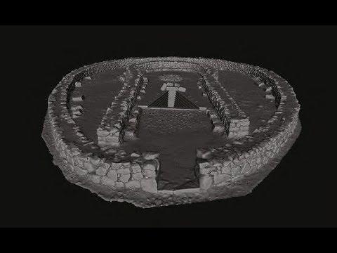 Ancient Technology: The Sacred Well Santa Cristina (Pozzo di Santa Cristina)