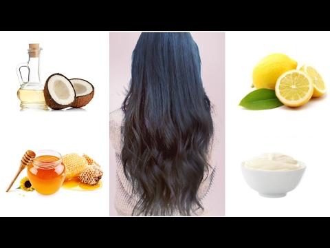 mascarilla naturales para el cabello maltratado por quimicos