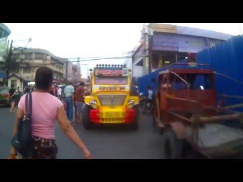 Cagayan de Oro, Cogon market streetview.