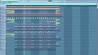 RAP бит в Fl studio10(, 2012-11-21T15:32:42.000Z)
