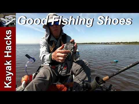 Kayak Shoes - Clorts Water Shoe Review