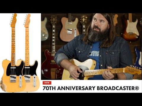 Hands on Review of the 70th Anniversary Broadcaster