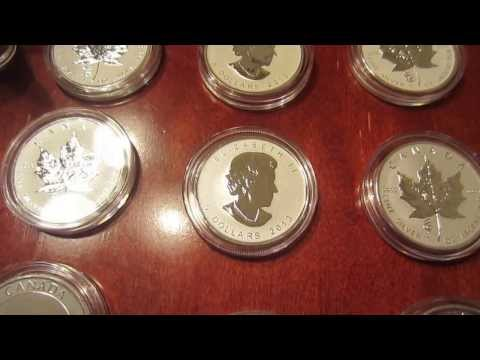 Full Silver Stack Video consisting of 551 ounces