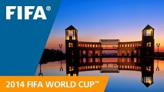 World Cup Host City: Curitiba