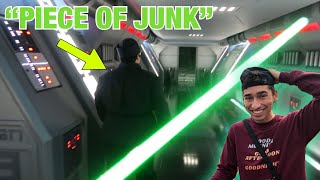 I BROUGHT A LIGHTSABER ON RISE OF THE RESISTANCE  This Is What Happened