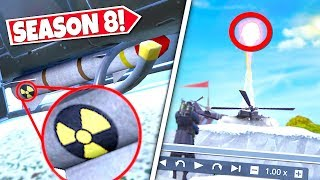 *NEW* NUCLEAR MISSILE STRIKES *INCOMING* AFTER MOVING HELICOPTERS SECRET UPDATE! SEASON 8 UPDATE!