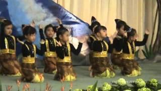 TK Islam Al-Azhar 3 Cirebon - Tari Bungong Jeumpa