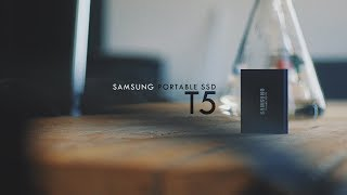 Samsung Portable SSD T5 Review!