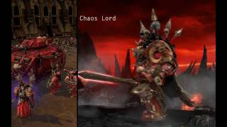 DoW 2 : Retribution : Word Bearers Pack