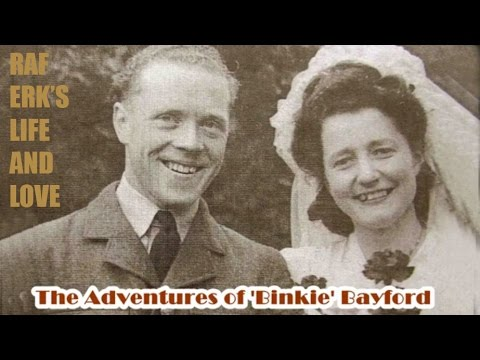 CRHnews - Tribute To RAF Erk Ronald 'Binkie' Bayford RIP