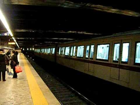 Italia: Metro de Roma 1