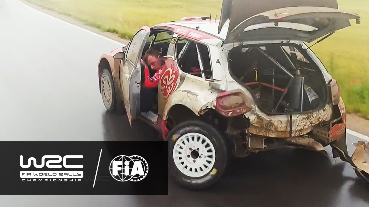 WRC - 73rd PZM Rally Poland 2016: Event Highlights/ Review Clip