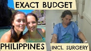 How to travel the PHILIPPINES (exact budget/costs)?