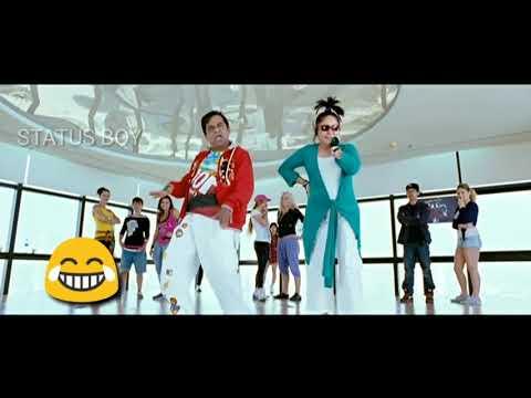Girls vs Boys funny folk song   Nimma nimma pandu vs Shantha Bhai songs dance