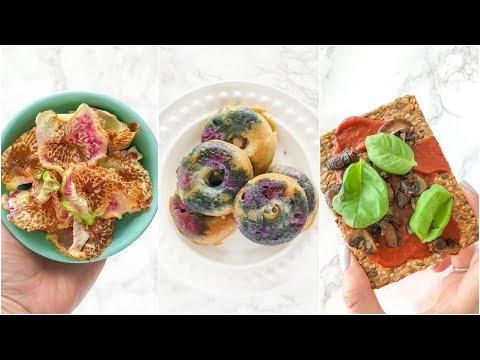 Healthy Snacks that are TASTY   easy paleo recipes