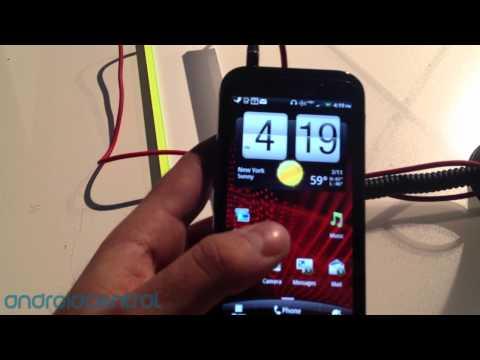 HTC Rezound hands-on