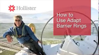How to Use Hollister Adapt Barrier Rings?