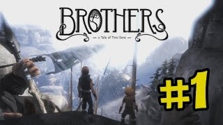 Brothers - The Tale of Two Sons Walkthrough Gameplay Part 1 - Prologue
