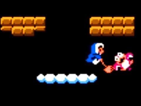 Ice Climber (NES) Playthrough - NintendoComplete