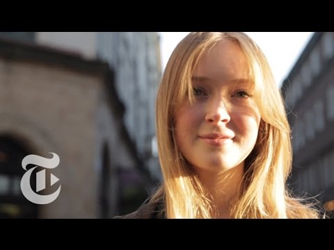 Street Style in Stockholm, Sweden | Intersection | The New York Times