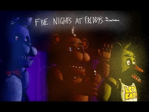 Five Nights At Freddy's original song: by The Living Tombstone