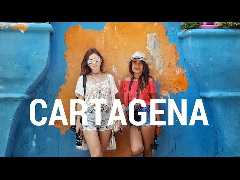 CARTAGENA, COLOMBIA  | Ft. Ale Ivanova