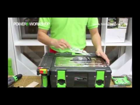 Caja de herramientas multiusos youtube - Cajas de erramientas ...