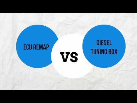 ECU Remapping Vs Diesel Tuning Box