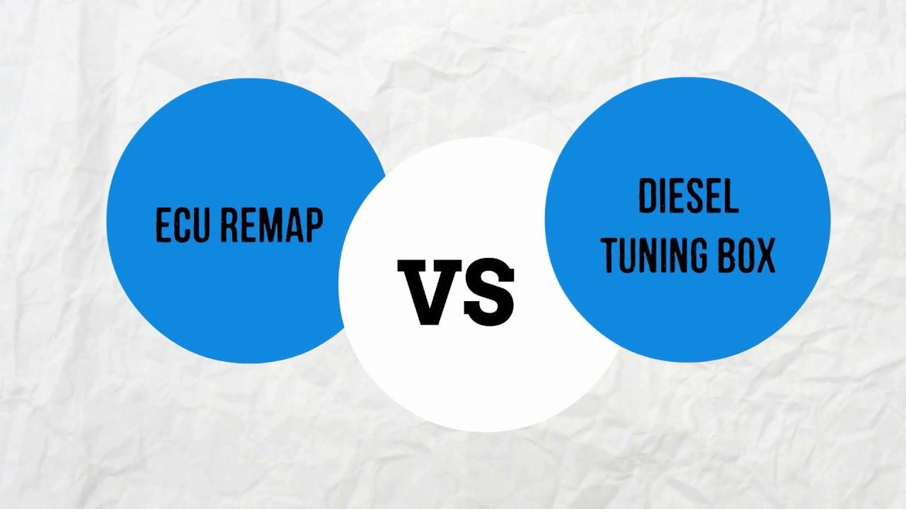 ECU Remap vs Diesel Tuning Box - Quantum Remapper | Quantum Remapper